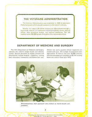 The Social Worker in the VA