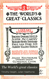 The World's Great Classics: Volume 56