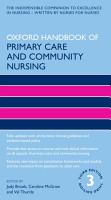 Oxford Handbook of Primary Care and Community Nursing PDF