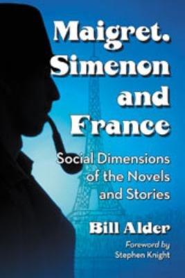 Maigret  Simenon and France PDF