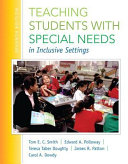 Teaching Students With Special Needs In Inclusive Settings Book PDF