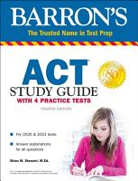 ACT Study Guide with 4 Practice Tests PDF