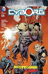 Cyborg (2015-) #8