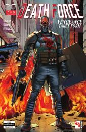 Death Force: Issue #1