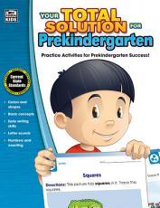 Your Total Solution for Prekindergarten Workbook PDF