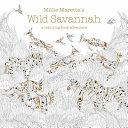Millie Marotta's Wild Savannah