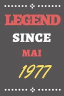 Legend Since Mai 1977