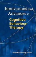 Innovations and Advances in Cognitive Behaviour Therapy PDF