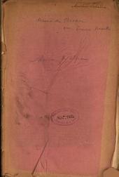 Maine de Biran: nouveaux documents sur sa vie intime et ses ècrits