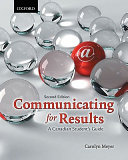 Communicating for Results Book