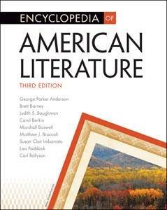 Download Encyclopedia of American Literature Book