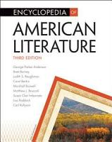 Encyclopedia of American Literature PDF