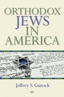 Orthodox Jews in America