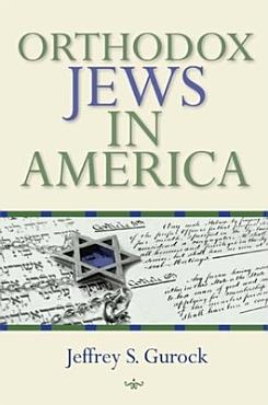 Orthodox Jews in America PDF