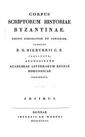 Zosimus. Ex recogn. I. Bekkeri