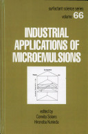 Industrial Applications of Microemulsions