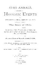 OHIO ANNALS - HISTORIC EVENTS