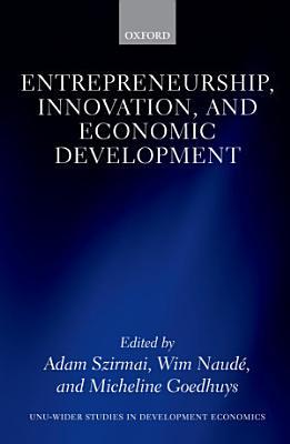 Entrepreneurship  Innovation  and Economic Development