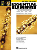 Essential Elements for Band   With My Ee Library   Cd Book