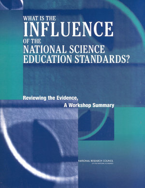 What Is the Influence of the National Science Education Standards
