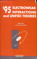 95 Electroweak Interactions and Unified Theories PDF
