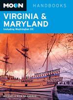 Moon Virginia & Maryland