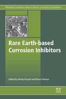 Rare Earth Based Corrosion Inhibitors PDF