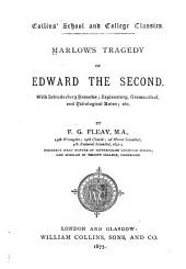 Marlow's Tragedy of Edward the Second
