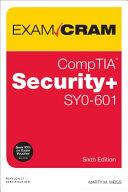 CompTIA Security  SY0 601 Exam Cram