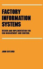 Factory Information Systems PDF
