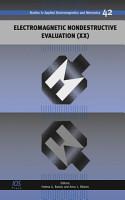 Electromagnetic Nondestructive Evaluation PDF