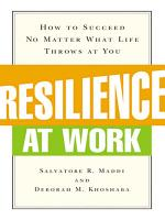 Resilience at Work PDF