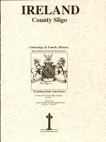 County Sligo  Ireland  genealogy and family history notes PDF