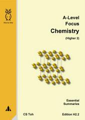 A-Level Focus Chemistry Ed H2.2