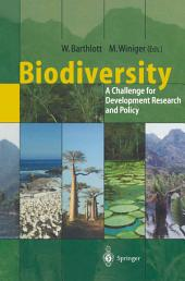 Biodiversity: A Challenge for Development Research and Policy