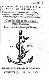 Opera philosophica. Prima pars et secunda...