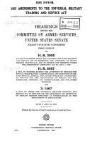 1955 Amendments to the Universal Military Training and Service Act PDF