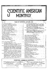 Scientific American Monthly ...: Volume 3