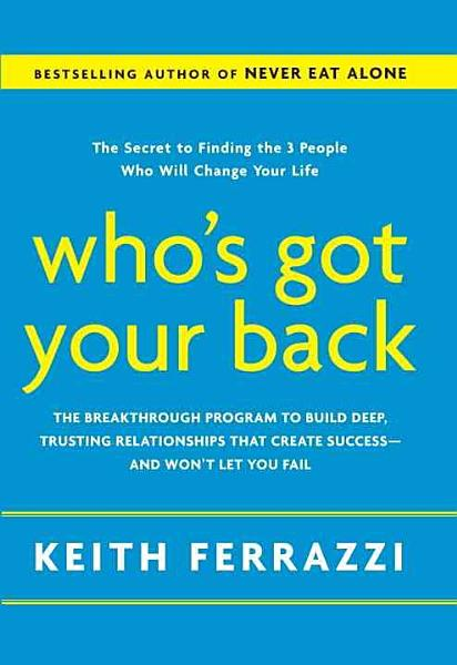 Download Who s Got Your Back Book