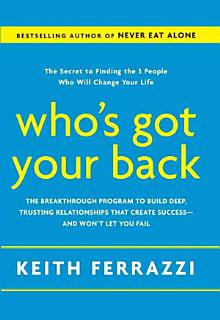 Who s Got Your Back Book