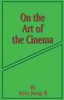 On the Art of the Cinema PDF