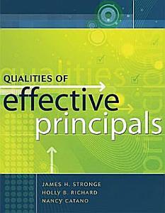 Qualities of Effective Principals PDF
