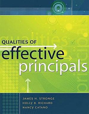 Qualities of Effective Principals