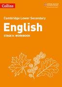 Lower Secondary English Workbook: Stage 9