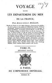 Voyage dans les départements du Midi de la France: Volume5