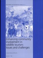 Enhancing Community Involvement in Wildlife Tourism