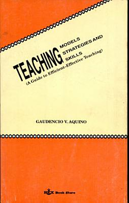 Teaching Models Strategies and Skills