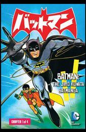 Batman: The Jiro Kuwata Batmanga (2014-) #20