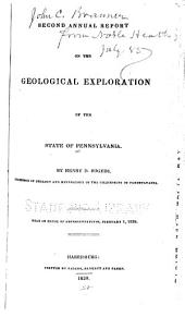 Annual Report on the Geological Survey of Pennsylvania: Issues 2-4