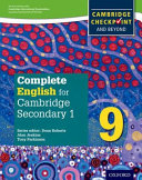 Complete English for Cambridge Secondary 1 Student PDF